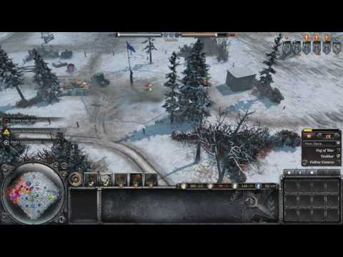 Company of Heroes 2 Cast #31- That Russian