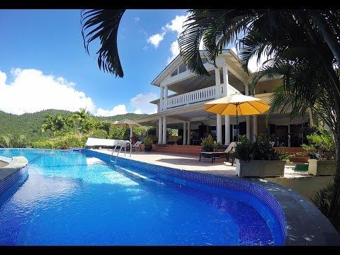 Marigot Sun Villa of Marigot Bay, St. Lucia