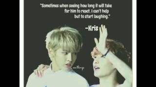 4 Years with EXO quotes