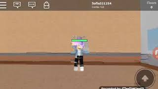 Playing the crazy Lift game (the elevator) ROBLOX