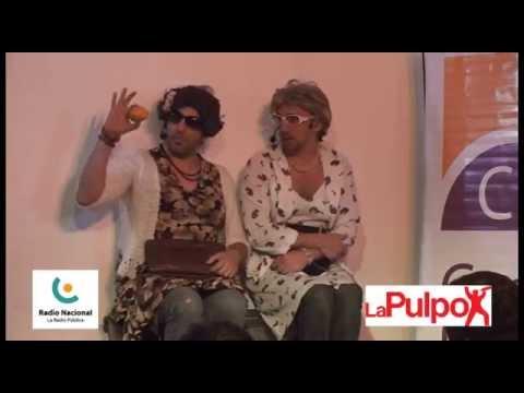 """Peña de """"La Pulpo"""" - Thelma y Nancy 03/oct/2014"""
