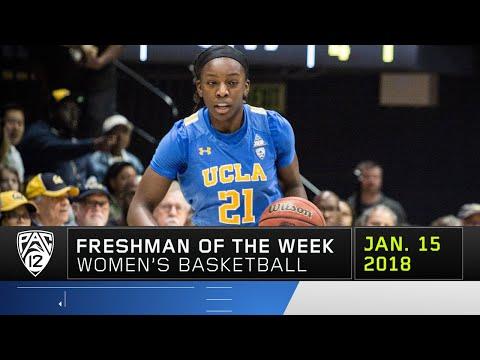 UCLA's Michaela Onyenwere wins Pac-12 Freshman Player of the Week