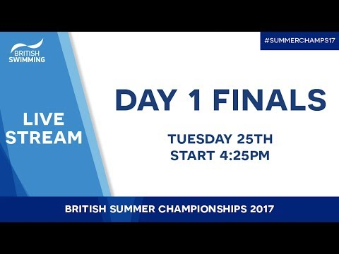 British Summer Champs 2017 – Day 1 Finals