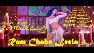 Ram Chahe Leela DJ RC Nayab's Ramleela Mix By DJ RC Nayab from Ramleela 720p HD