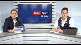 WM-Sportstudio - jetzt live! Die Pausenanalyse Russland - Saudi-Arabien