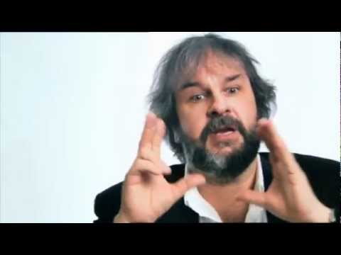 Peter Jackson talks to Film4 about his Lord of the Rings trilogy