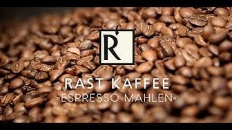 Espresso mahlen