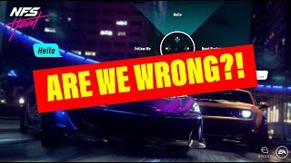 UTH REVIEW!! AM I WRONG ABOUT NEED FOR SPEED HEAT?!