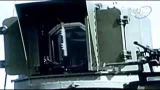 Laser tank - USSR