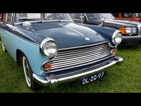 1961/71 Morris Oxford Series VI