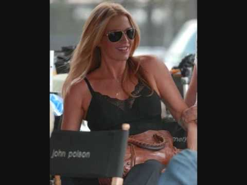 Poppy Montgomery interview about her son and so