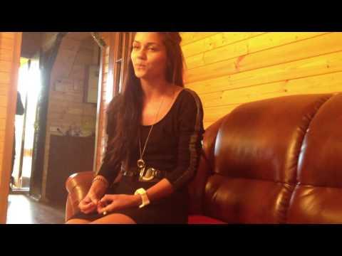 русская поёт на армянском (Silva Hakopyan Gisher E)