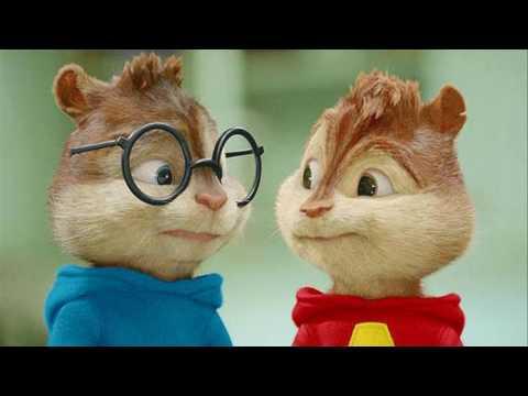Alvin ve Sincaplar Bas Gaza Aşkım Bas Gaza Yeni Versiyon