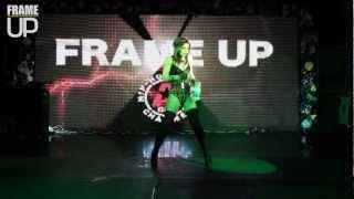 Елена Прель (strip solo, фестиваль FRAME UP)