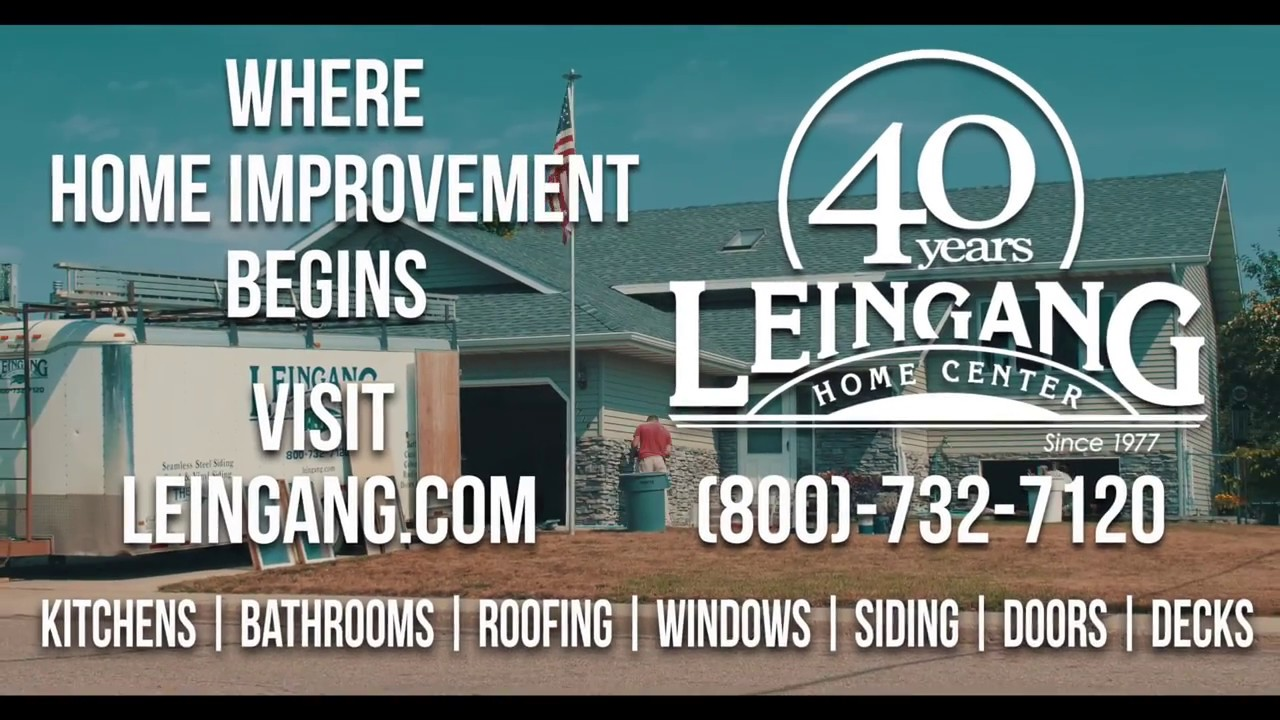 Leingang Home Center July 2017 Windows 30 Second Tv Ad