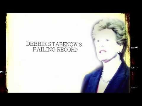 TV AD: Super PAC ad attacking Debbie Stabenow