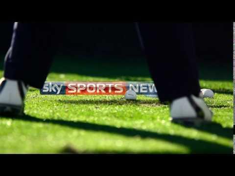 Sky Sports News HQ   Ident   Golf