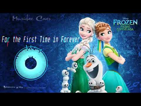 [Music box Cover] FROZEN - For the First Time in Forever