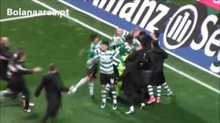 Sporting-FC Porto: Os penáltis