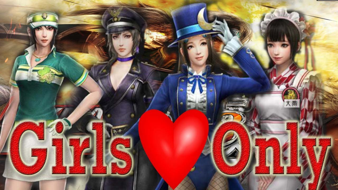 Girls, Girls, Girls - Teil 8