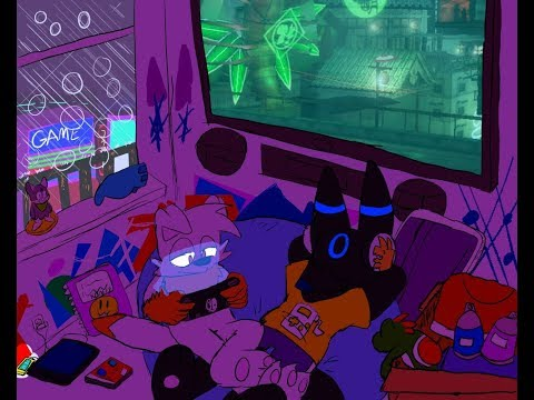 LoFi Hip Hop Beats To Chill and Study To 24/7 Stream Video Game Asthetic