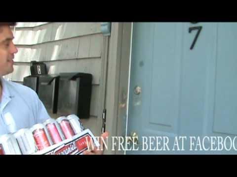 Narragansett Beer Facebook Sweepstakes Winner: Week 5