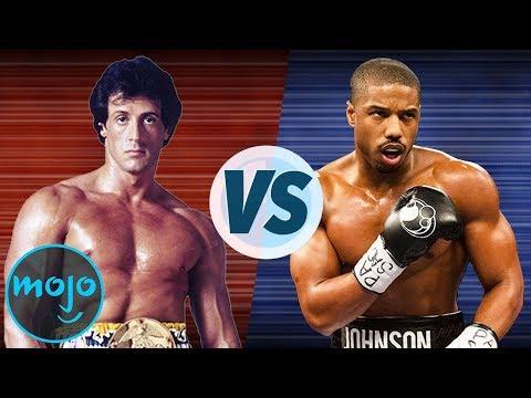 Rocky VS Creed