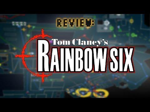 Retro Review: Tom Clancy's Rainbow Six