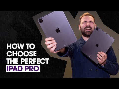 What size iPad Pro should you buy?