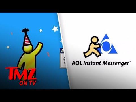 RIP AOL Instant Messenger  TMZ TV