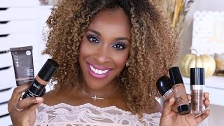 BEST Liquid Foundations For Women of Color! | Jackie Aina