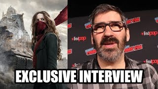 MORTAL ENGINES - Christian Rivers Exclusive Interview
