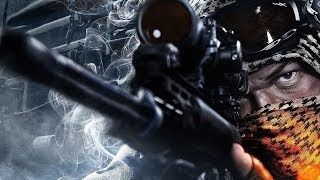 """BF4 sniper Frags with """"Steel Series Rival"""" by nAnu"""