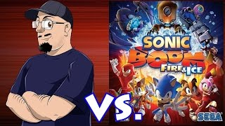 Johnny vs. Sonic Boom: Fire and Ice