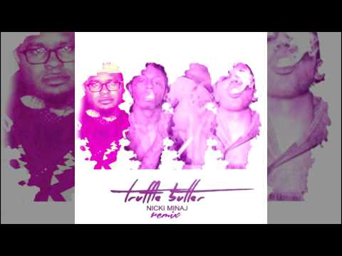 Nicki Minaj - TRUFFLE BUTTER (Remix) FT Drake - LV The Voice & Lil Wayne (AUDIO)