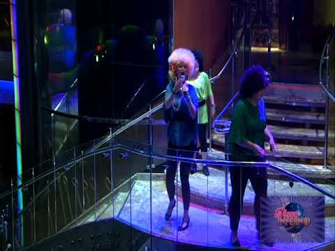 Royal Caribbean Vision Of the seas 70s Disco Inferno