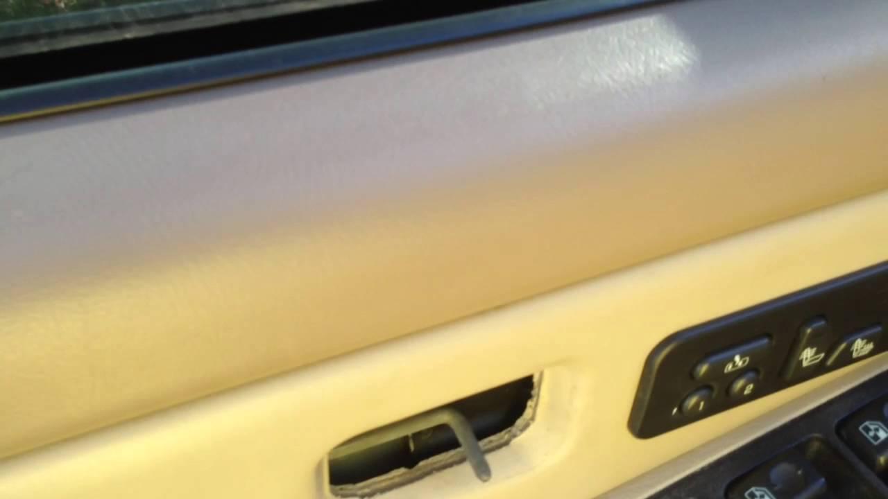 medium resolution of 03 suburban front door speakers upgrade pt1