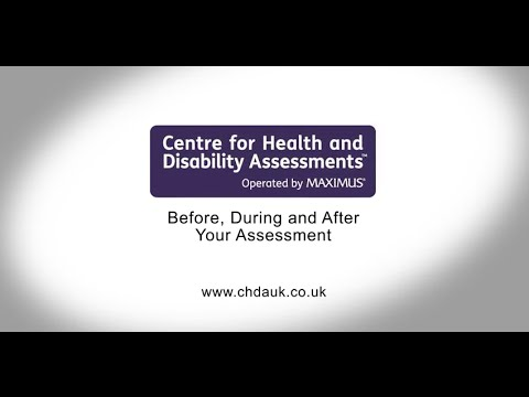 CHDA: Before, During and After Your Assessment