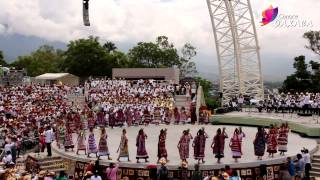 San Juan Bautista Tuxtepec - Guelaguetza 2015 (Primera Emisión 10:00 hrs)
