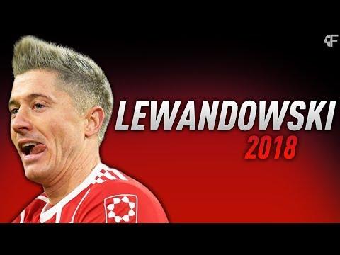 Robert Lewandowski 2018 ● Ultimate Goalshow | HD