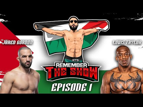Remember The Show - New podcast with Belal Muhammad and Jason Anik (twin brother of Jon Anik)