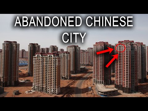 ABANDONED Chinese City!! (HORRIBLE Living Conditions) *MUST SEE!!*