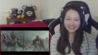 World of Warcraft Mists of Pandaria Cinematic Reaction (World of Warcraft Reaction) | Hachan Reacts