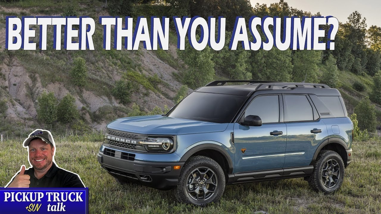New 2021 Ford Bronco Sport - What You Need to Know
