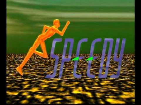 Speedy Video VCD Logo Company (Cheesy CGI)