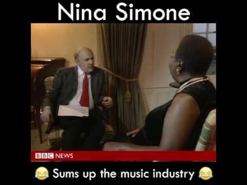 Nina Simone almost killed a record label executive
