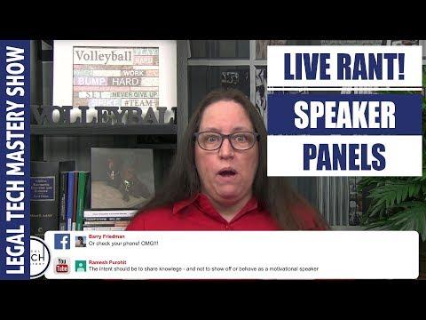RANT! Speaker Panels S01E04