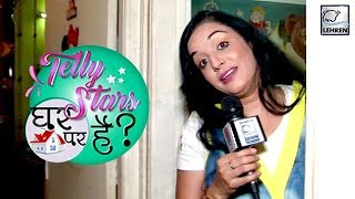 Swati Anand's House Tour Exclusive | Telly Stars घर पर हैं?