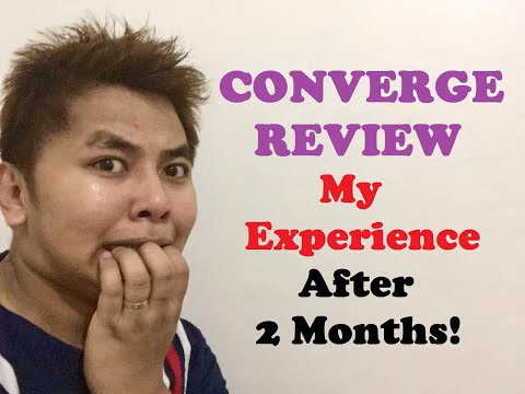 Converge 2nd Review - My Experience After 2 Months!