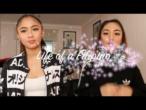 LIFE OF A FILIPINO - WITH C.CASTRO | ELLIENA ROSE ANNE